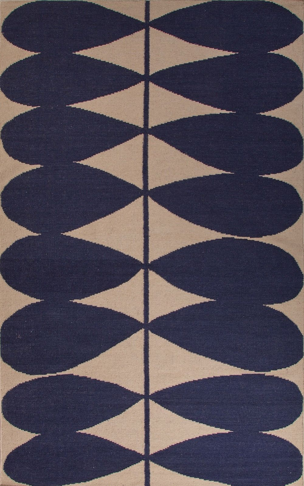 jaipur en casa by luli sanchez flat-weave contemporary area rug collection