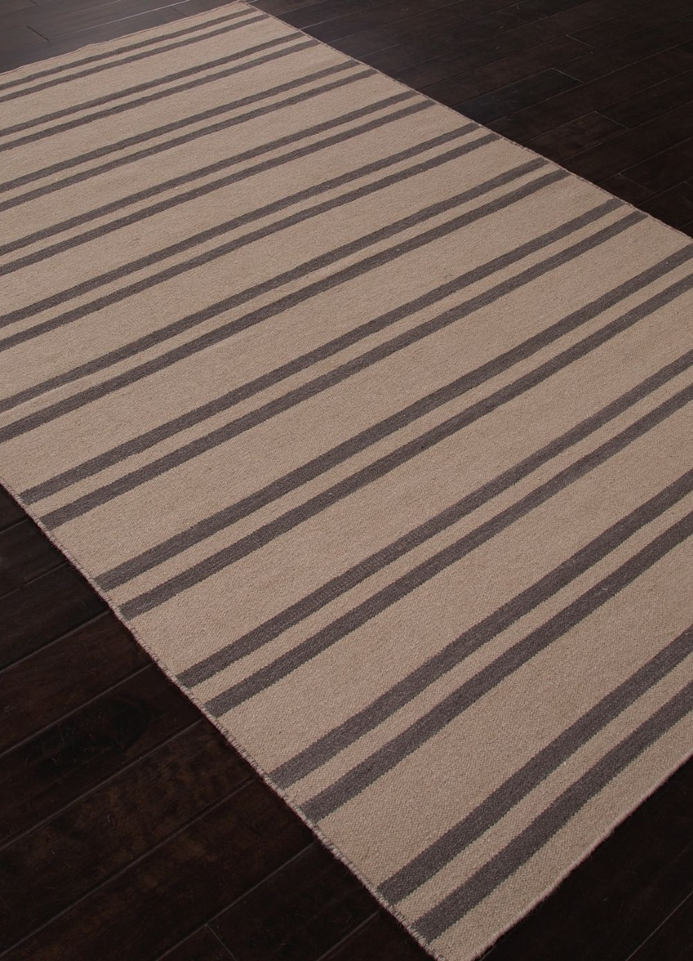 jaipur maroc solid/striped area rug collection