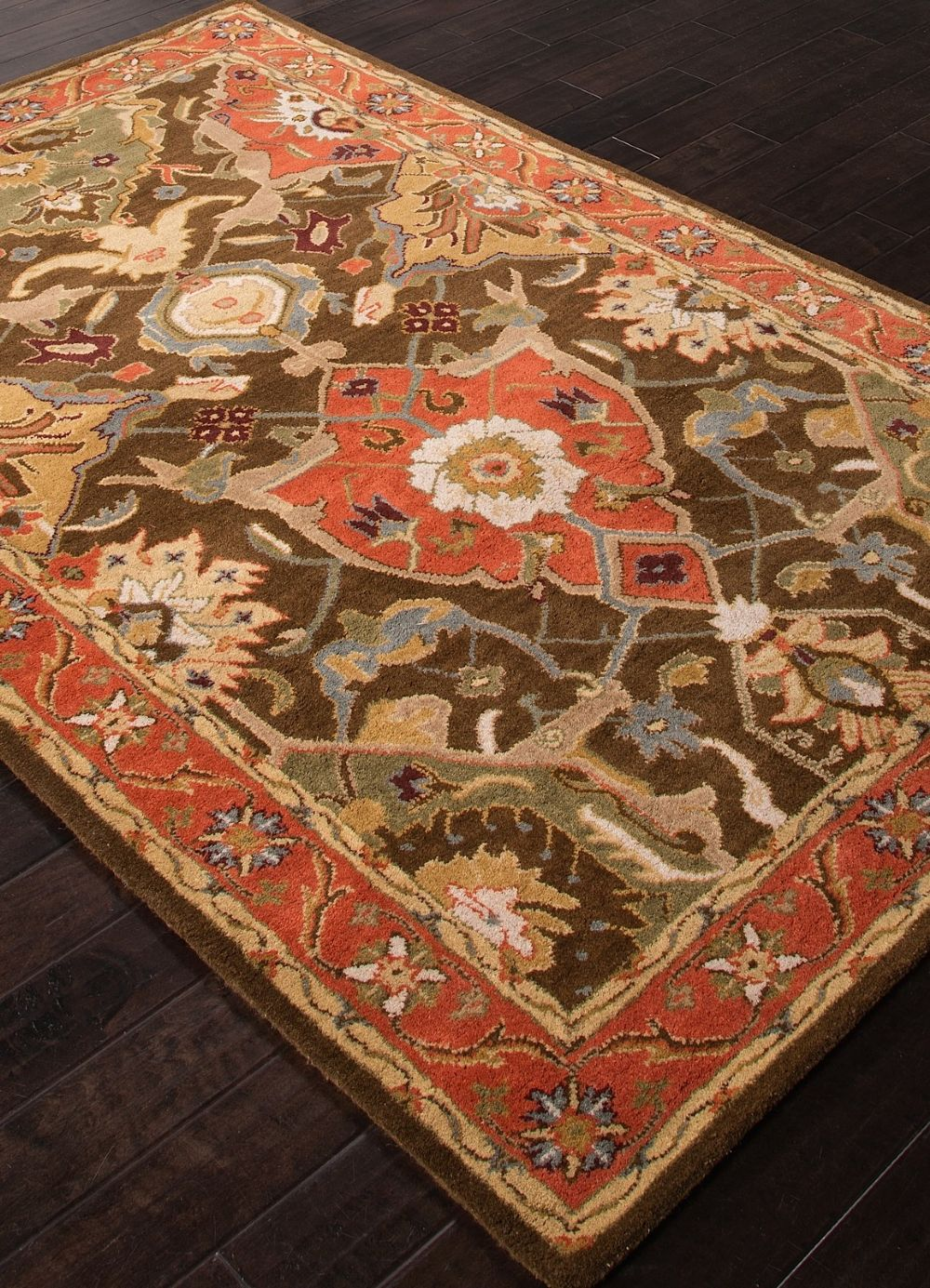jaipur poeme southwestern/lodge area rug collection