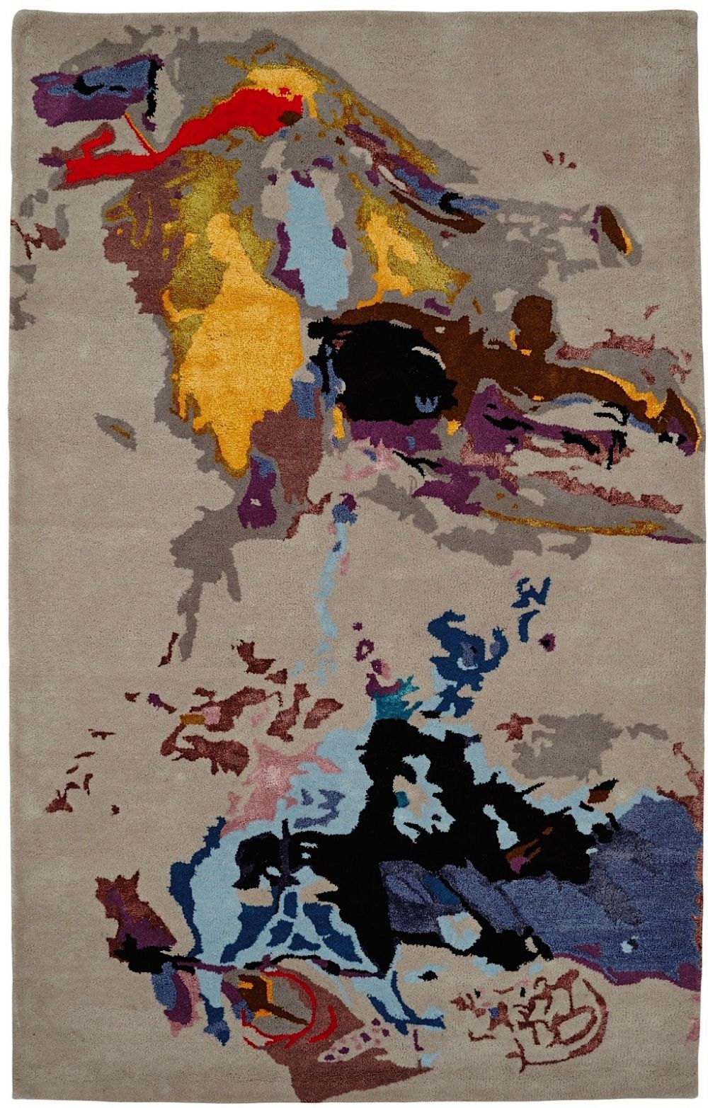 dynamic rugs allure contemporary area rug collection
