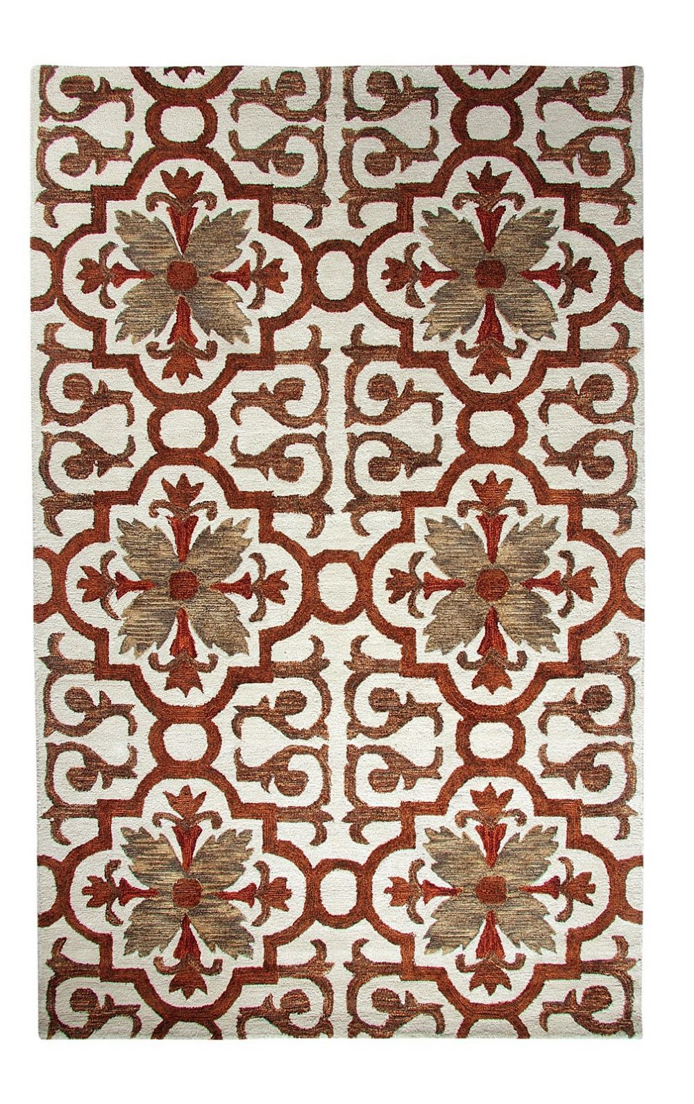 dynamic rugs casual transitional area rug collection