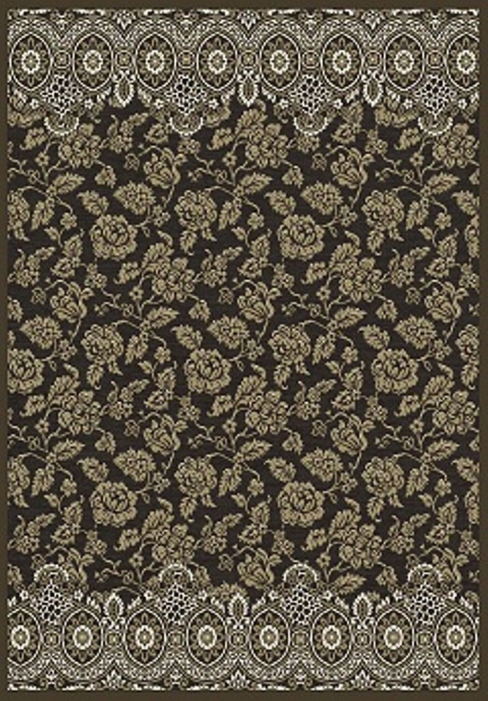 dynamic rugs genova country & floral area rug collection