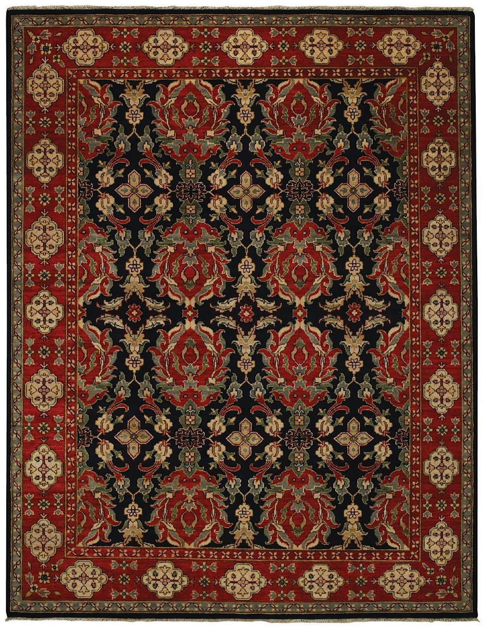 capel bellevelle-fereghan traditional area rug collection