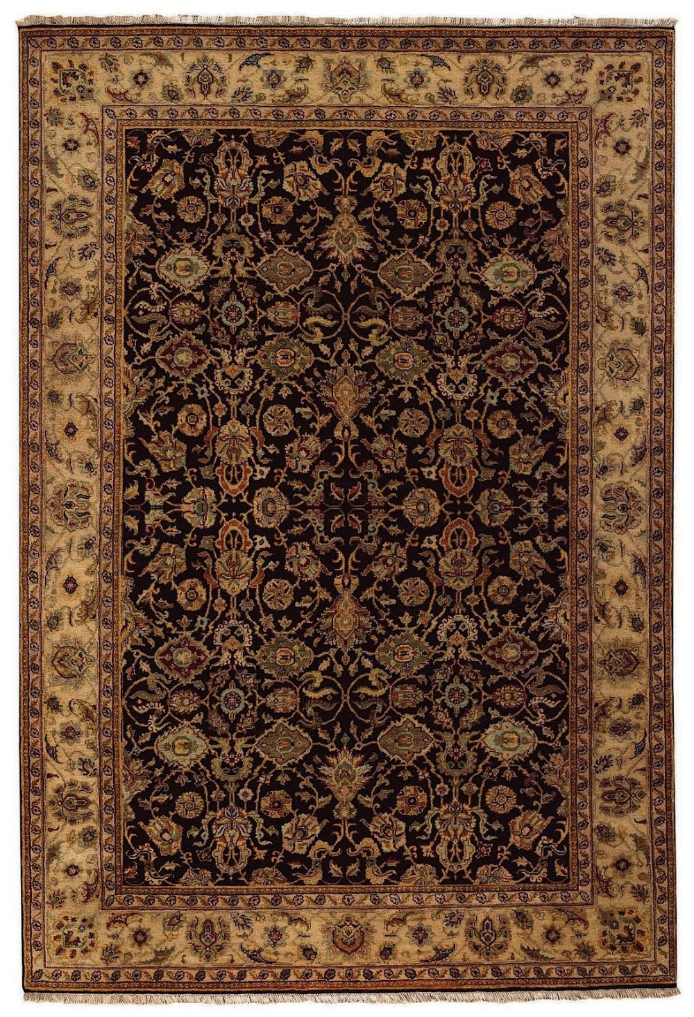 capel bella reserve-agra traditional area rug collection
