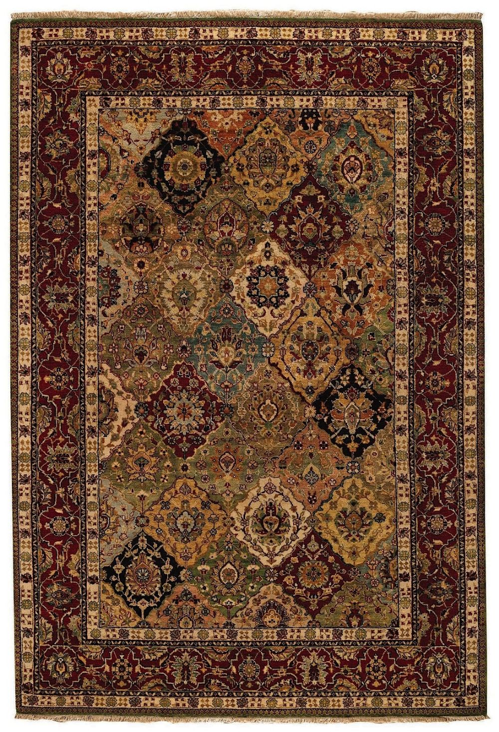capel bella reserve-bakhtiar contemporary area rug collection