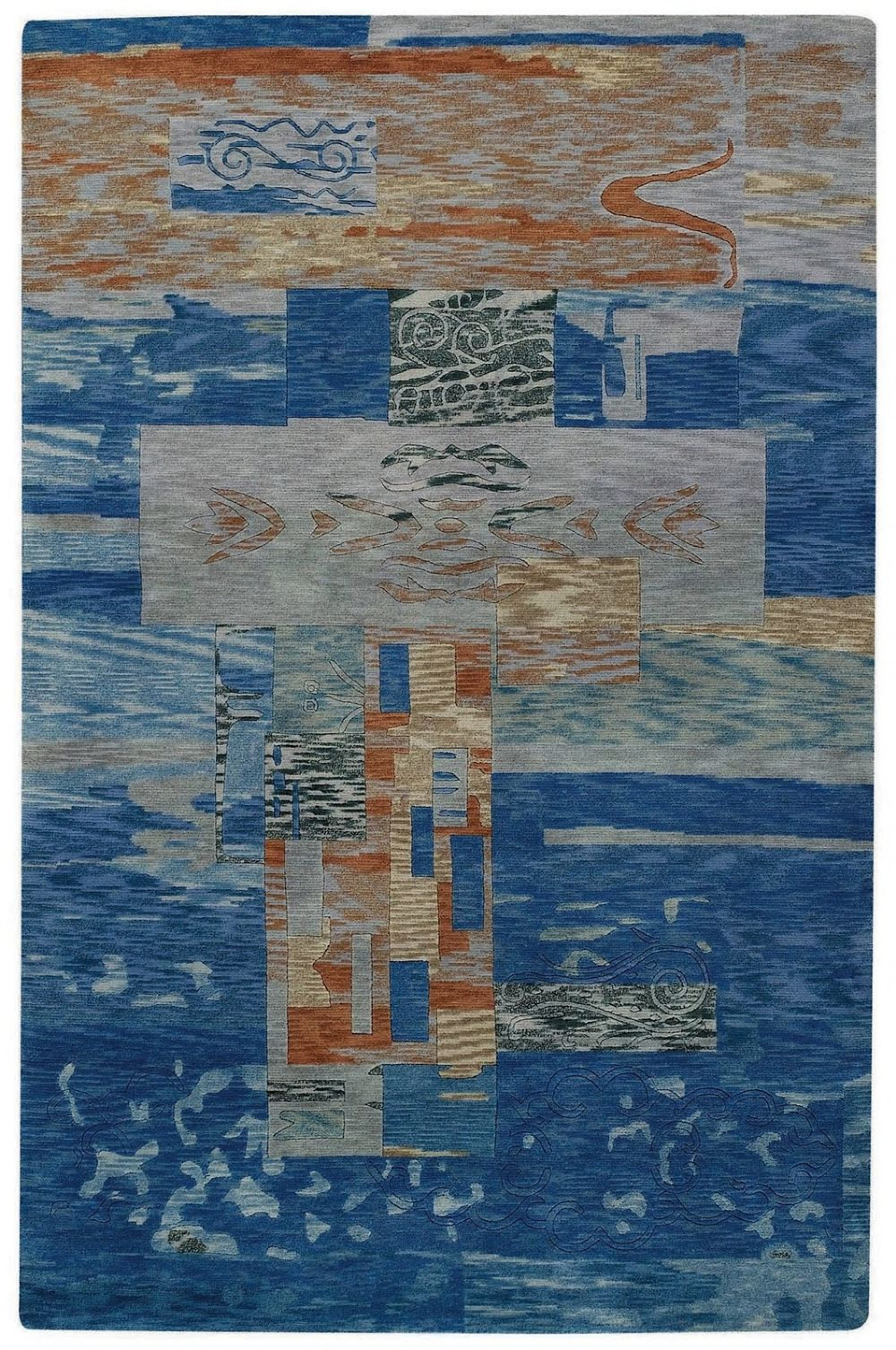 capel artscapes contemporary area rug collection