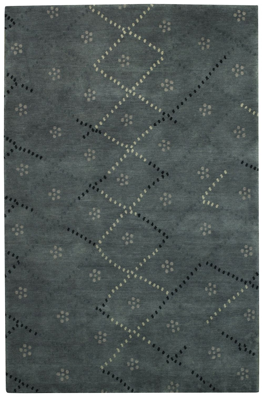 capel picturesque-fleur contemporary area rug collection