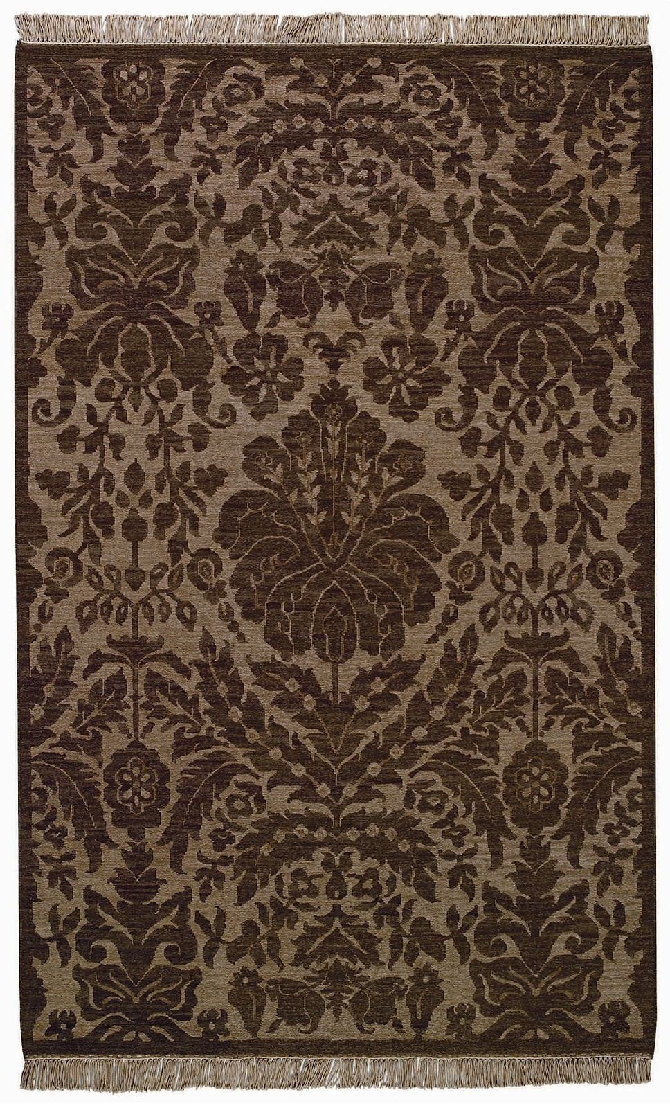 capel indienne-floral lace contemporary area rug collection