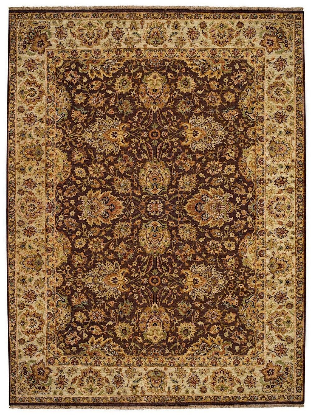 capel boca park-mahal traditional area rug collection