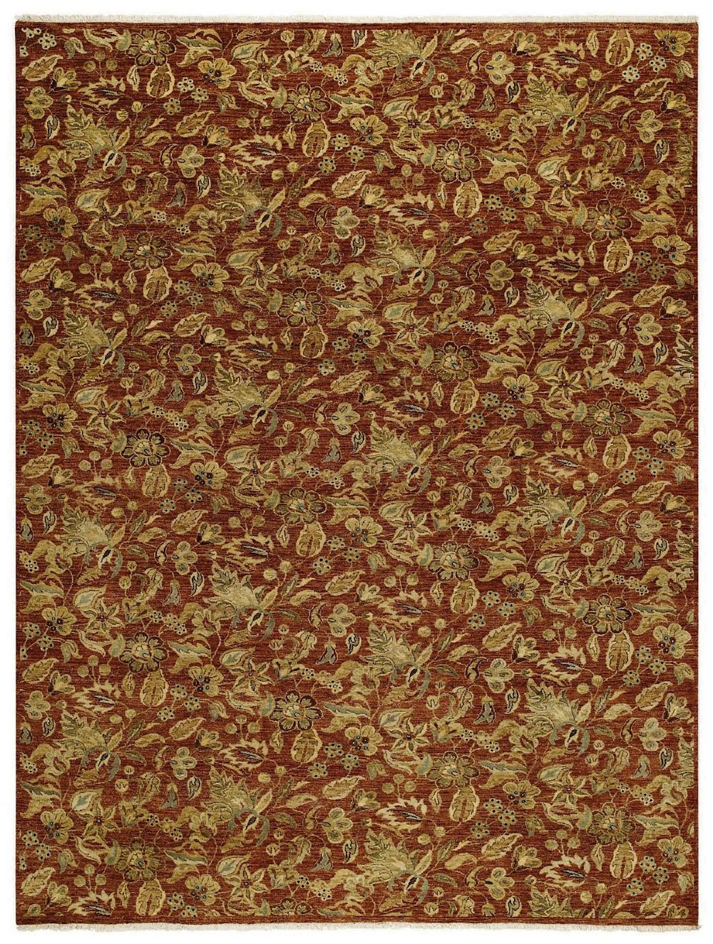capel boca park-wildflowers transitional area rug collection