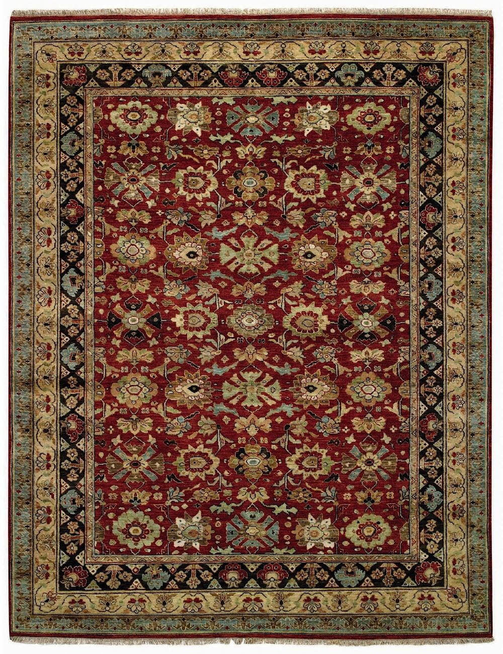 capel gloria-flora bid traditional area rug collection