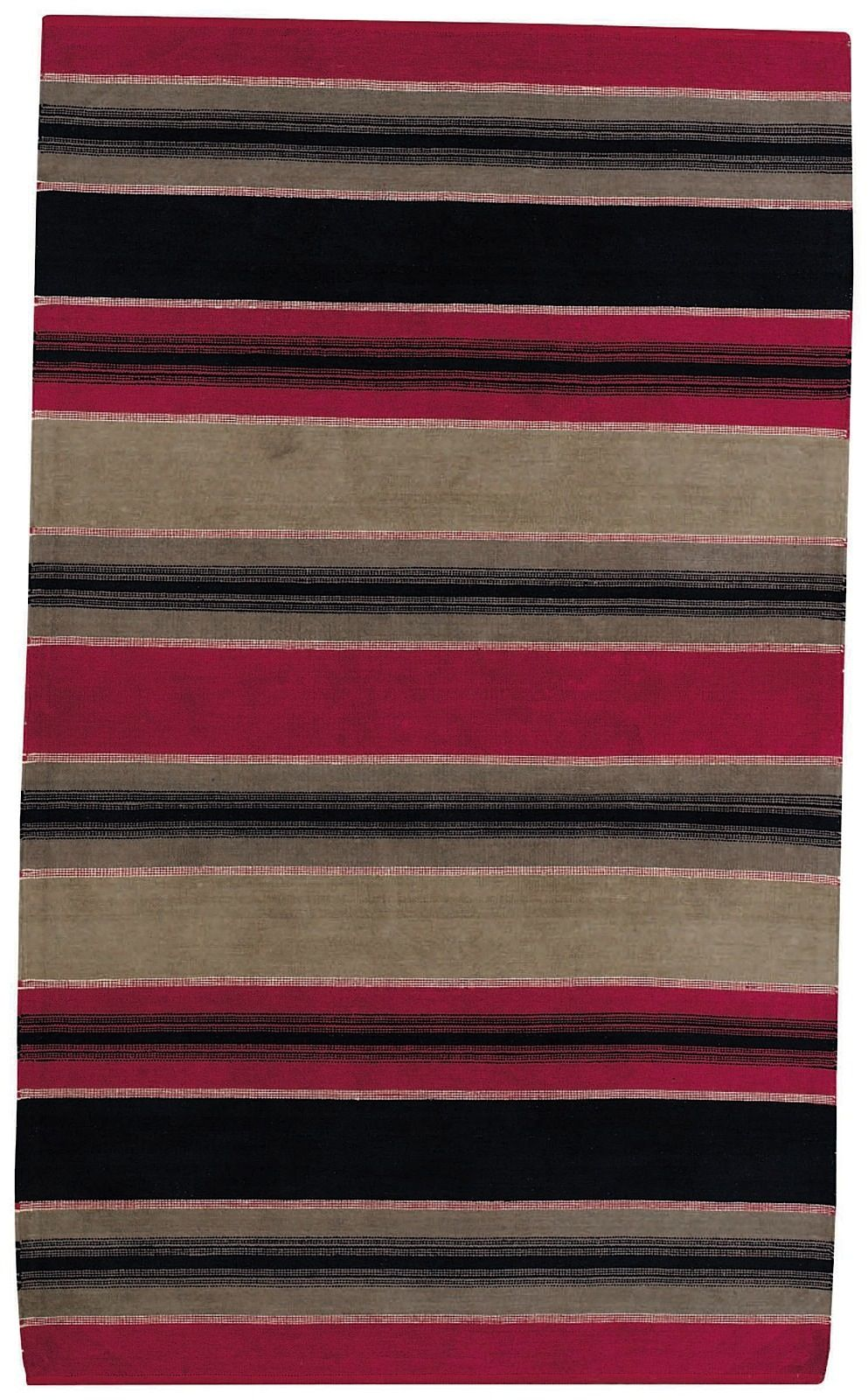 capel northwoods stripe contemporary area rug collection