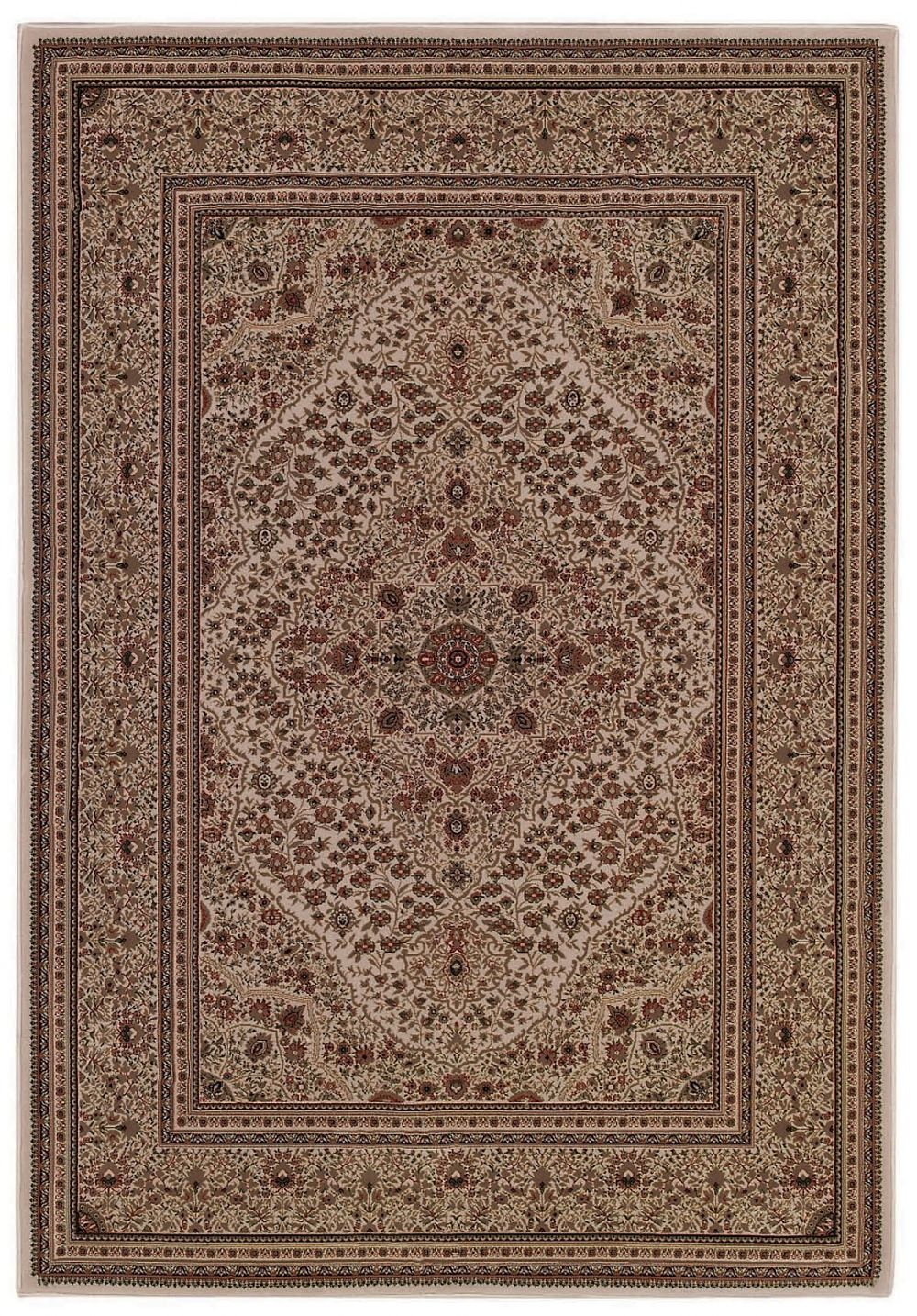 capel belmont-kashan european area rug collection