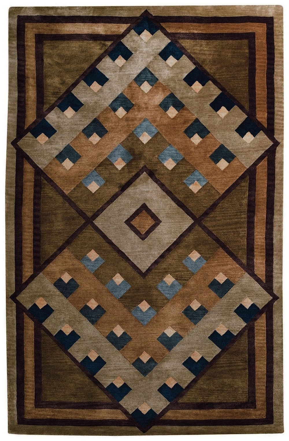 capel prism contemporary area rug collection
