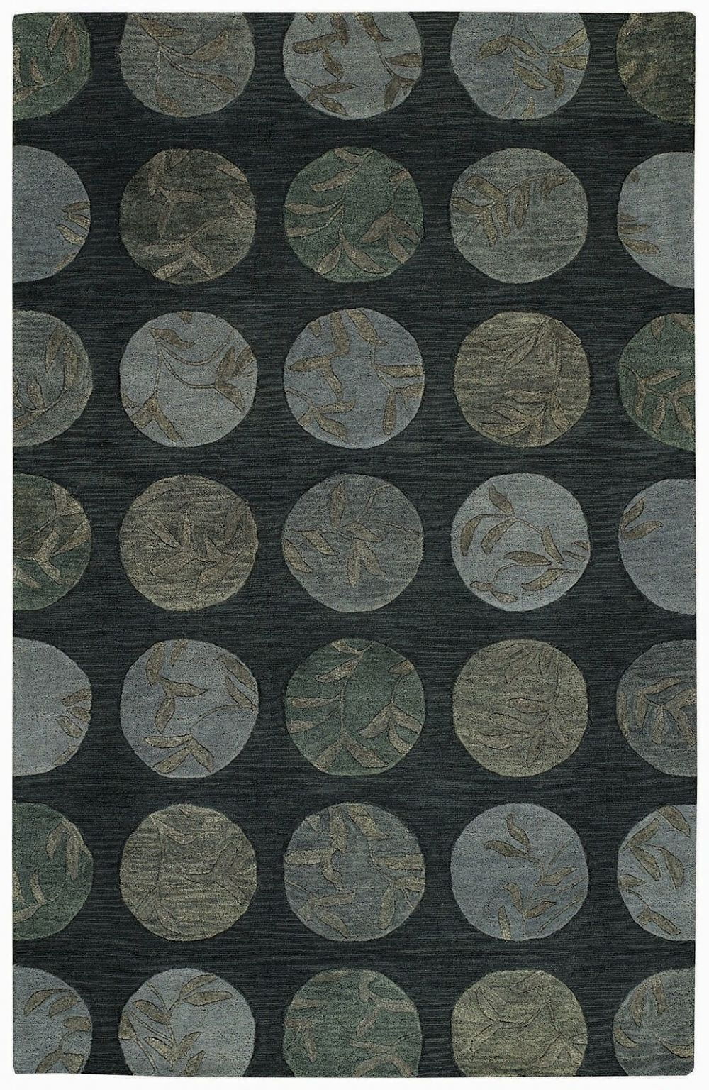 capel desert plateau-floral step contemporary area rug collection