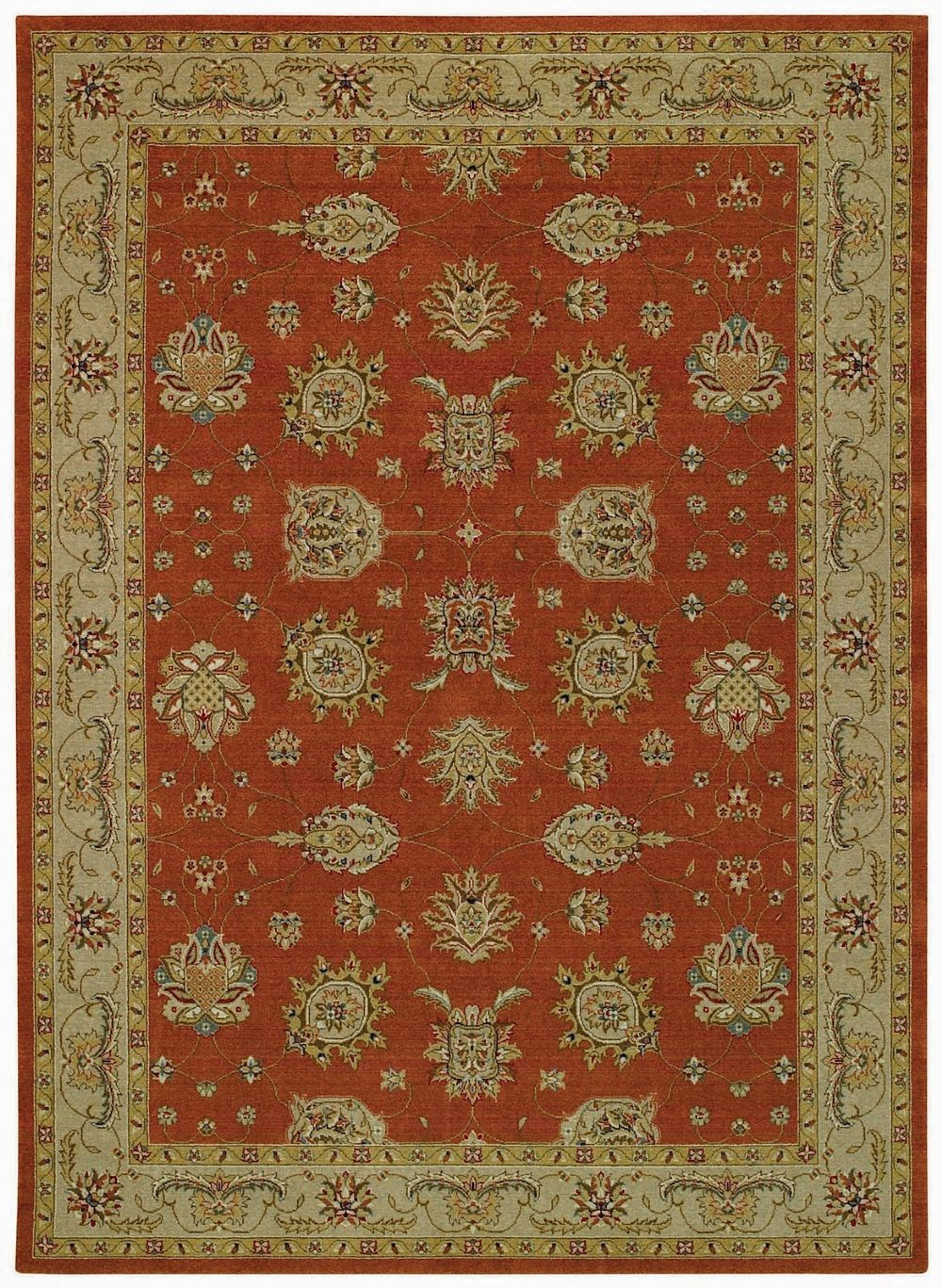 capel regina-mahal traditional area rug collection