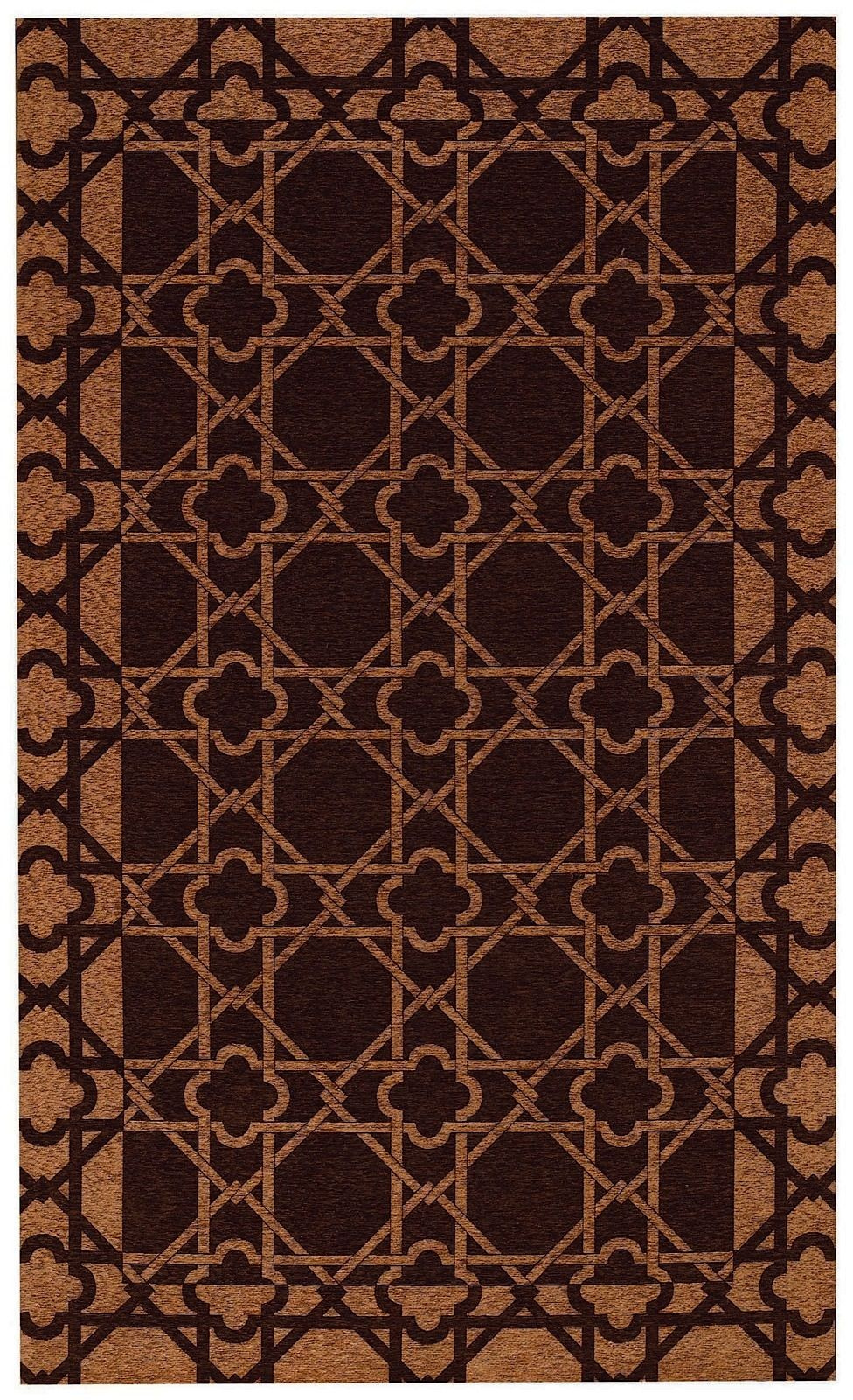 capel lattice contemporary area rug collection