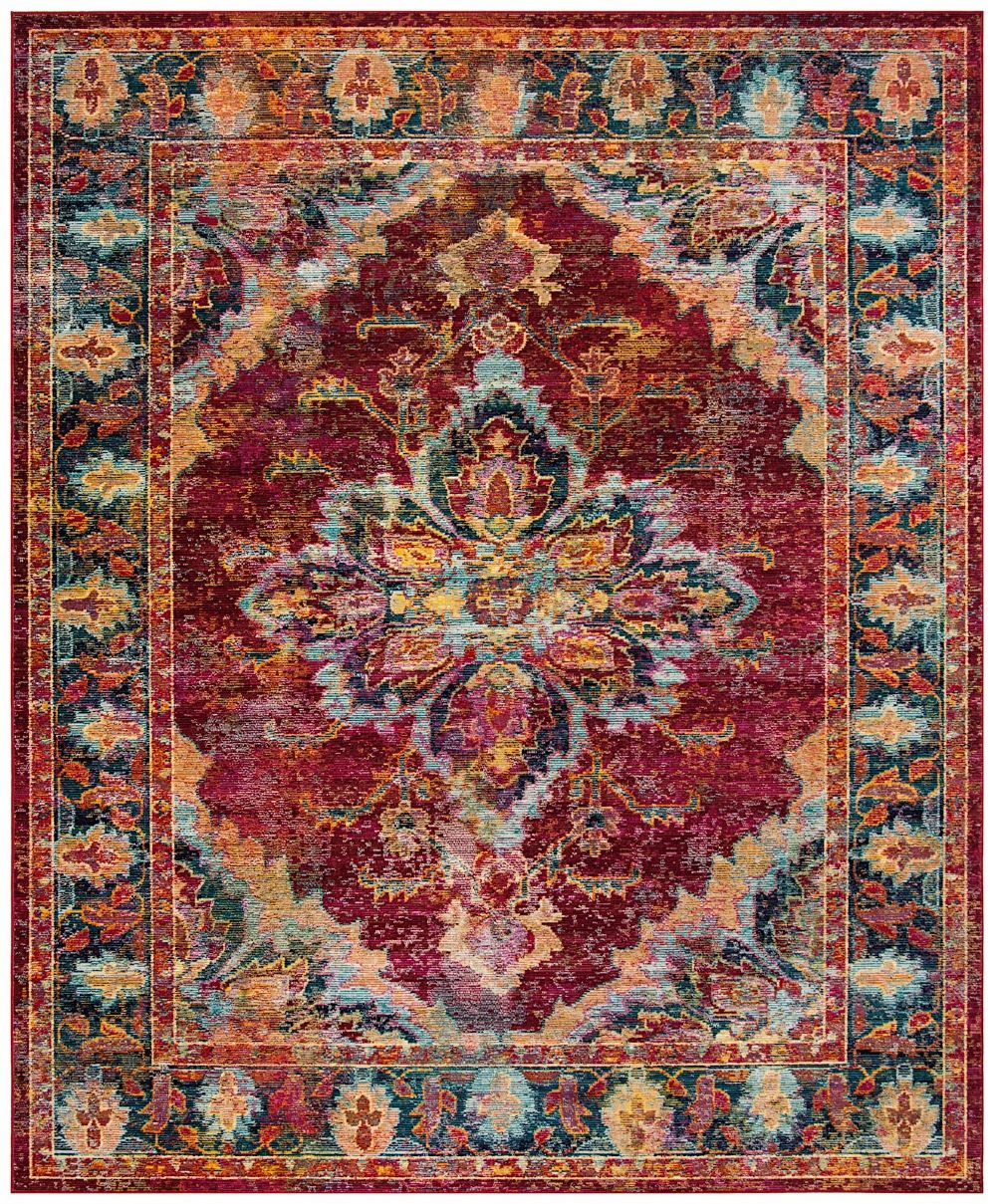 Safavieh Crystal Traditional Area Rug Collection Rugpal