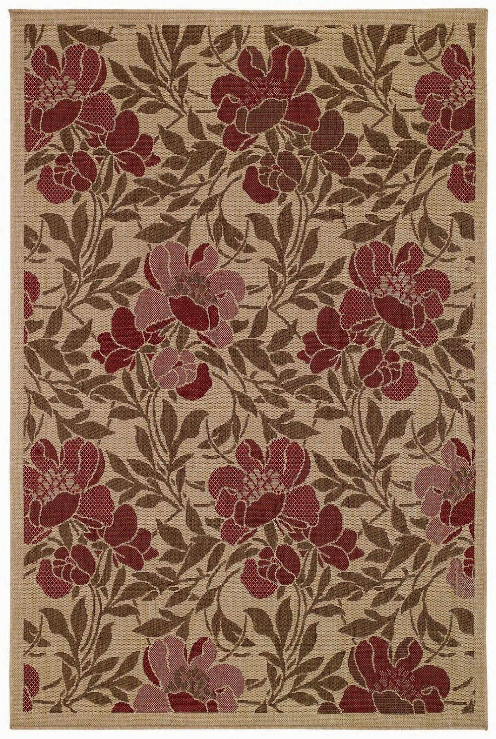 capel sterling-flora transitional area rug collection