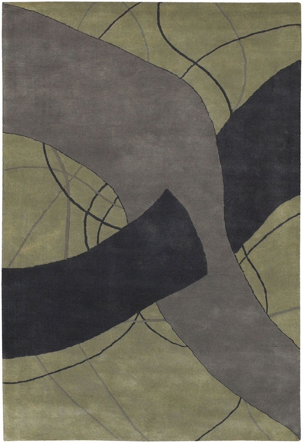 chandra daisa contemporary area rug collection