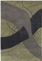 Chandra Contemporary Daisa Area Rug Collection