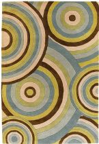 Chandra Contemporary Fenja Area Rug Collection