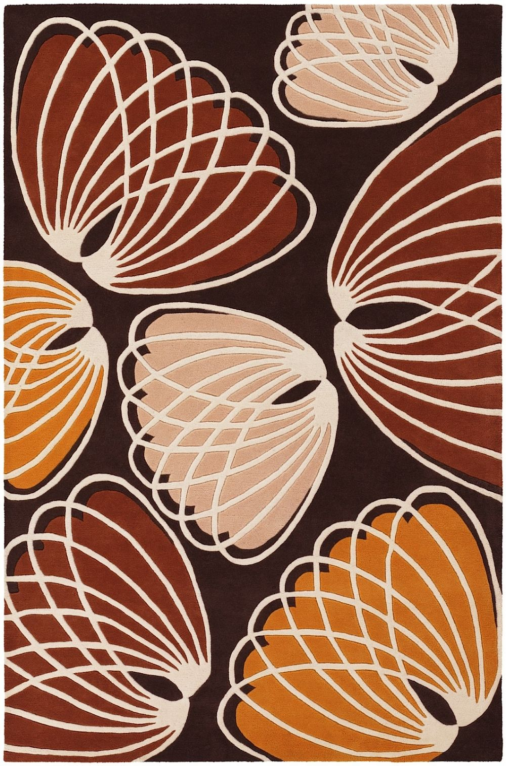 chandra inhabit contemporary area rug collection