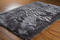Chandra Shag Mercury Area Rug Collection