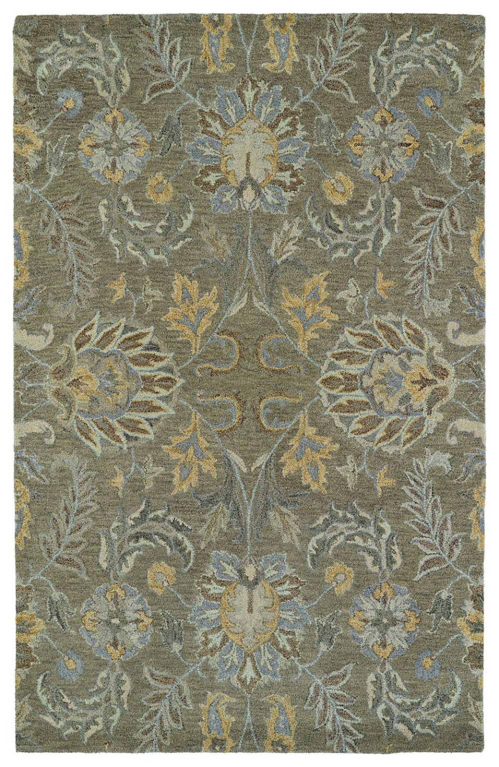 kaleen helena country & floral area rug collection