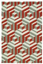 Kaleen Contemporary Escape Area Rug Collection