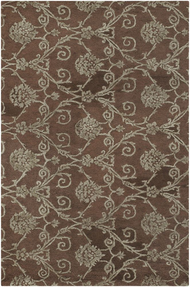 chandra casta transitional area rug collection
