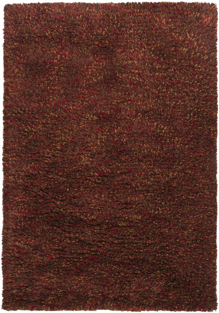chandra estilo shag area rug collection