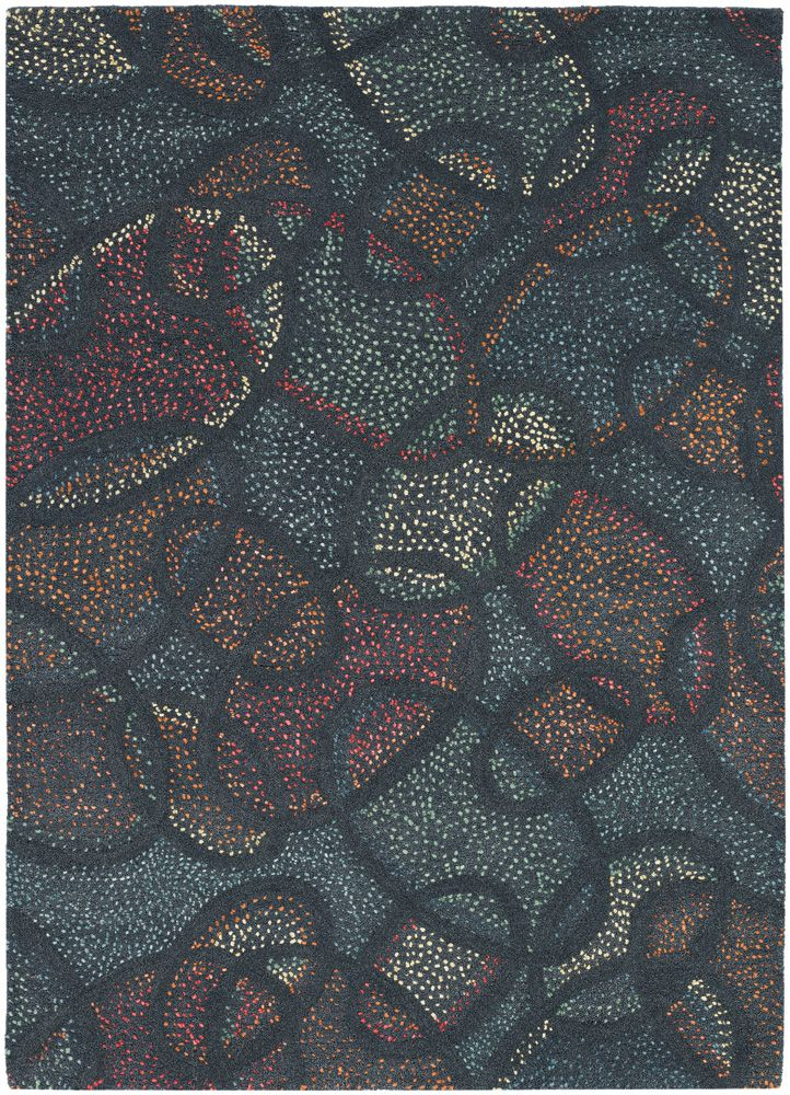 chandra jewels contemporary area rug collection