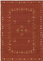 Chandra Contemporary Kilim Area Rug Collection
