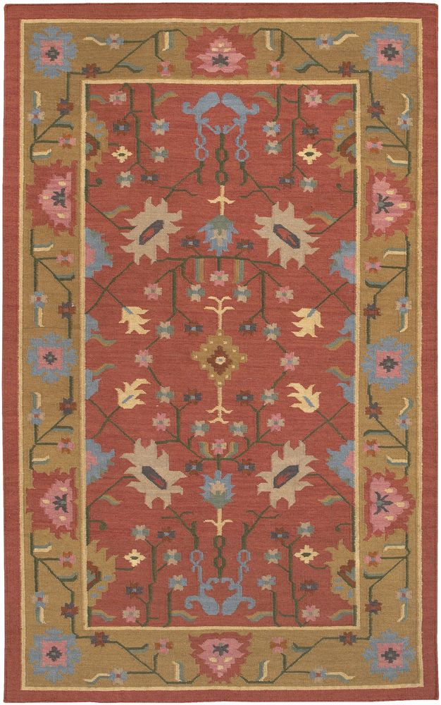 chandra kilim traditional area rug collection