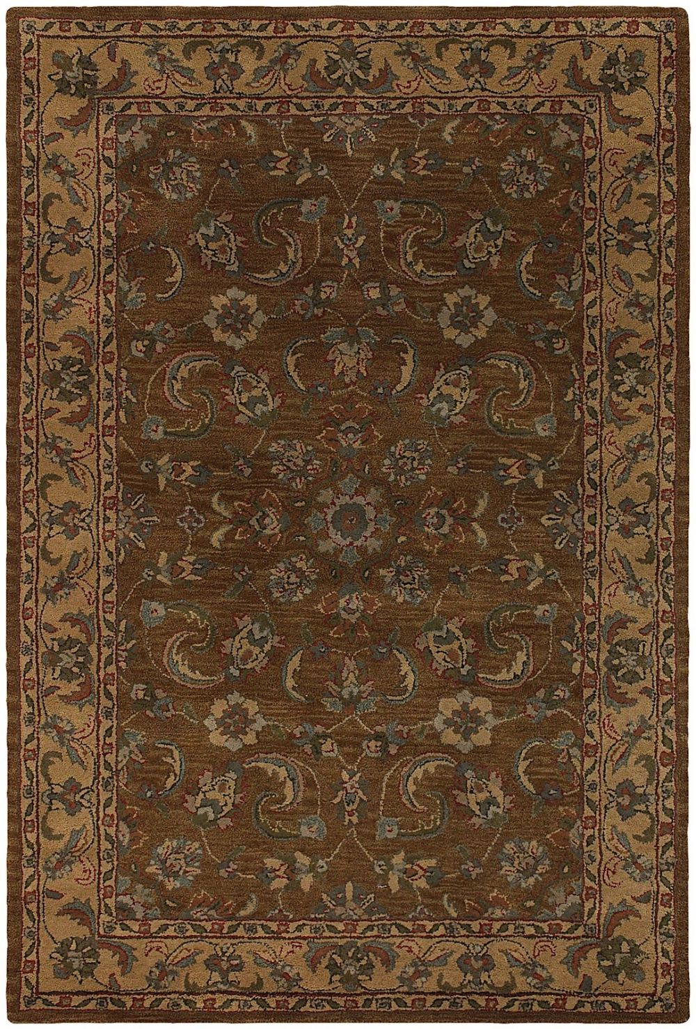 chandra metro traditional area rug collection