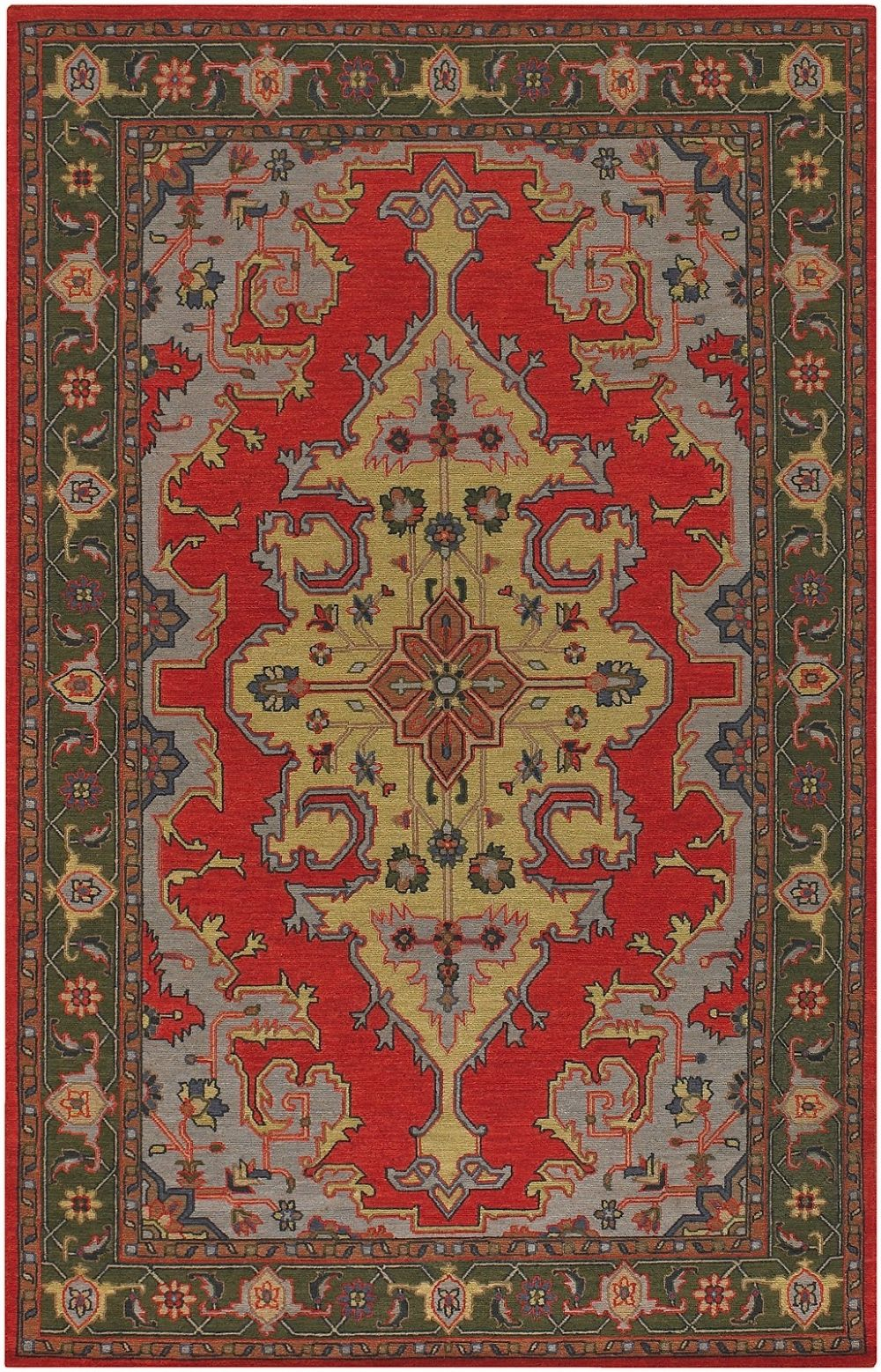chandra pooja european area rug collection