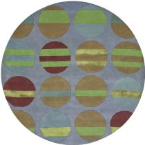 Chandra Contemporary Lost Link Area Rug Collection
