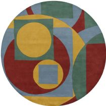 Chandra Contemporary Rain Area Rug Collection