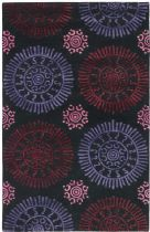 Chandra Contemporary Stanton Area Rug Collection