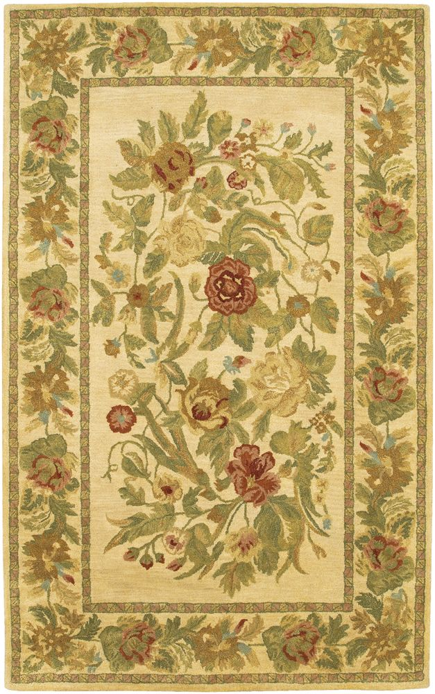 chandra verona country & floral area rug collection