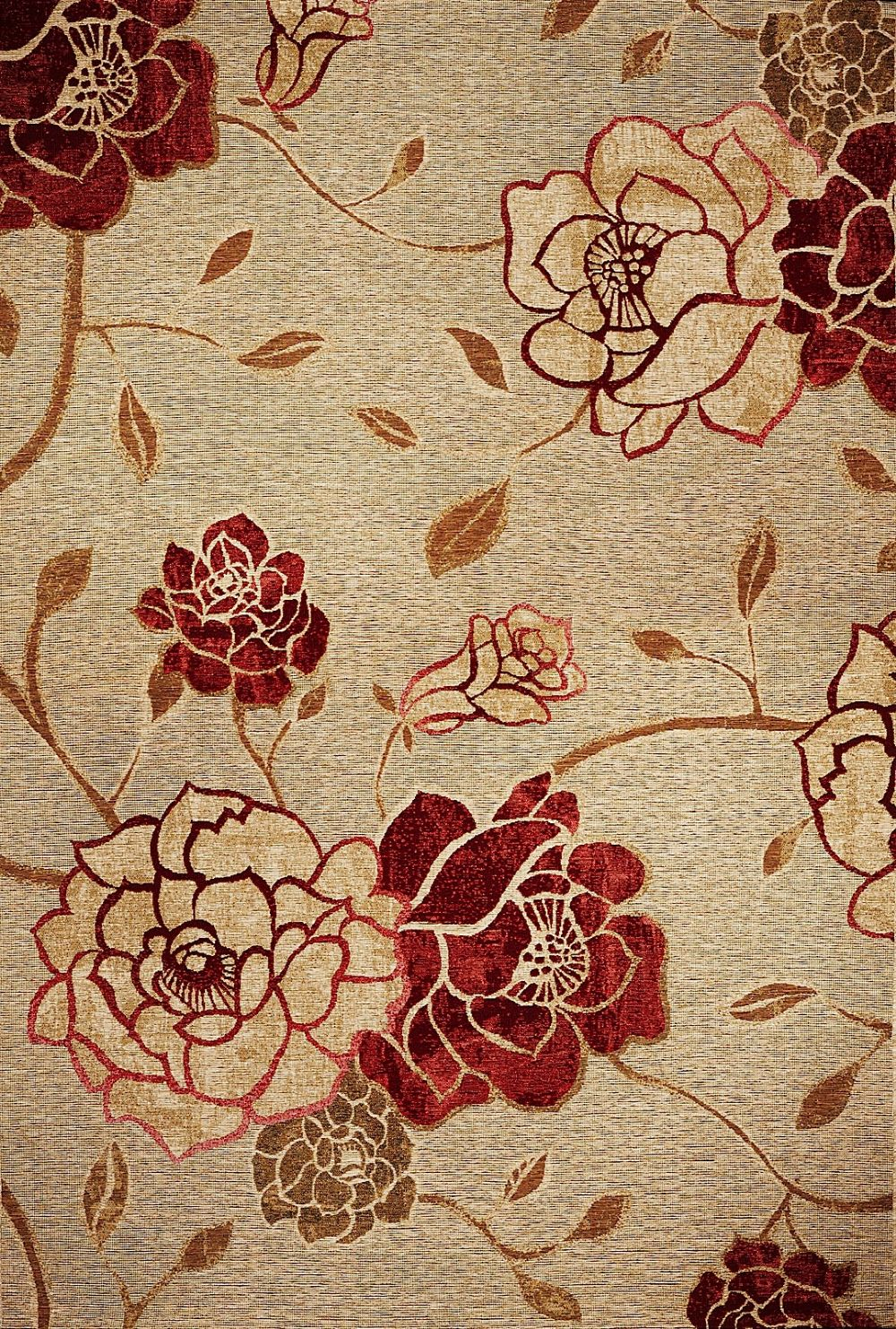 kas horizon country & floral area rug collection