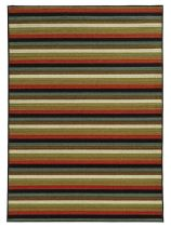 Oriental Weavers Solid/Striped Arabella Area Rug Collection