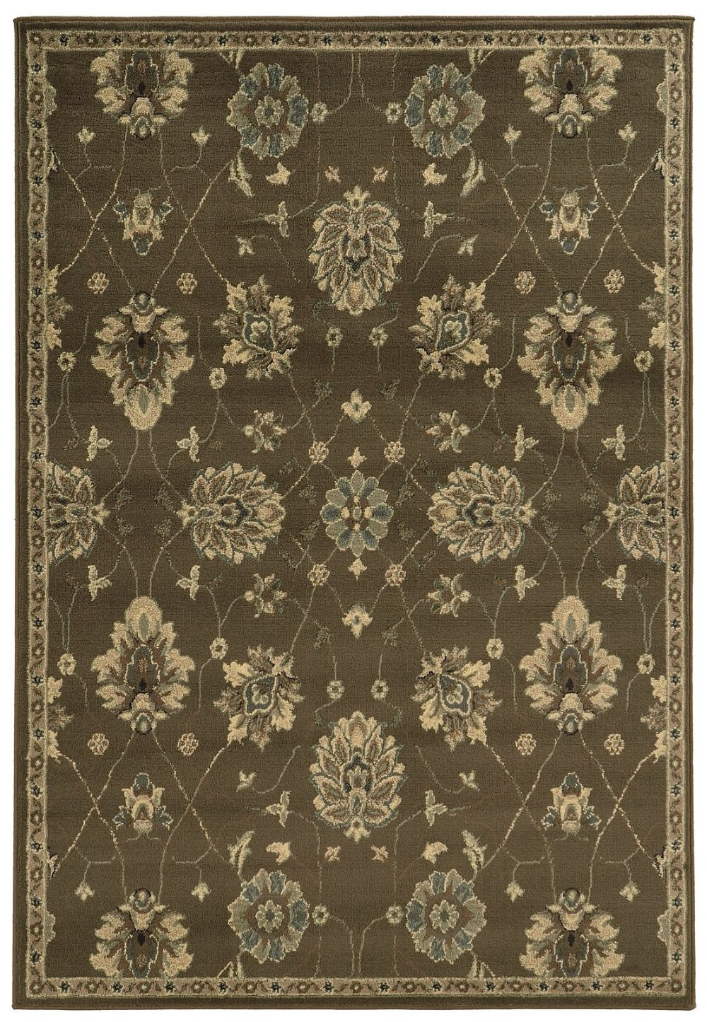 oriental weavers brentwood traditional area rug collection