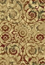 Dynamic Rugs Country & Floral Majestic Area Rug Collection