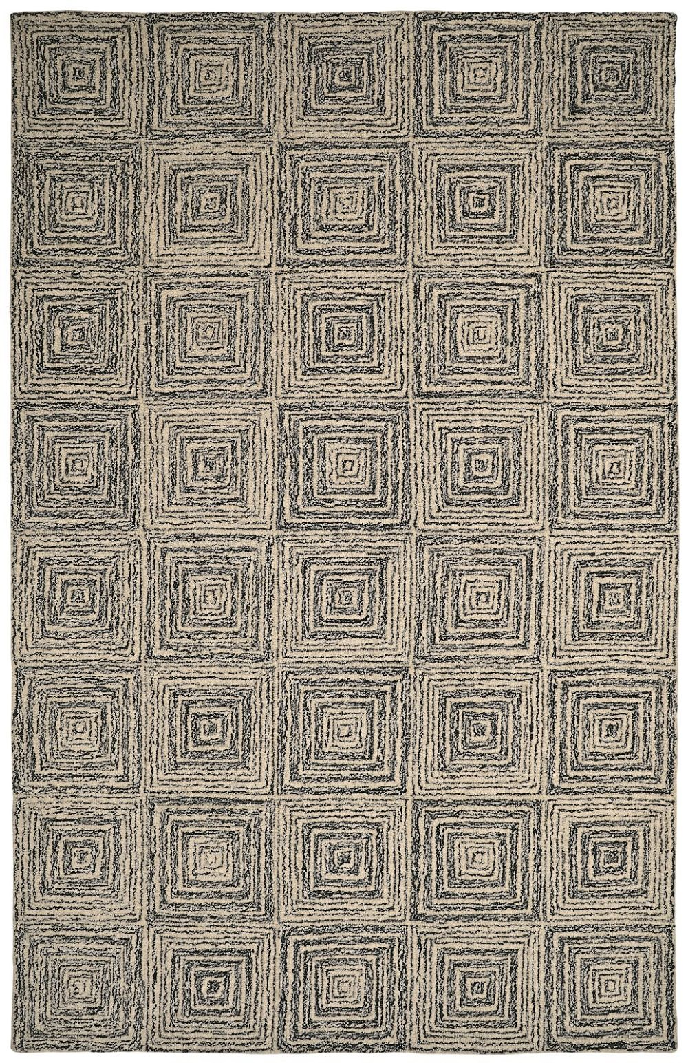 dynamic rugs polar transitional area rug collection