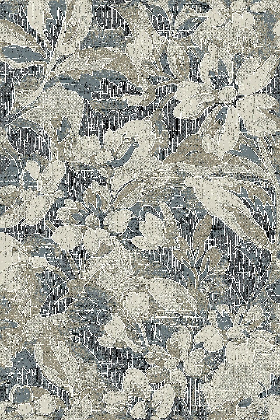 dynamic rugs royal treasure country & floral area rug collection