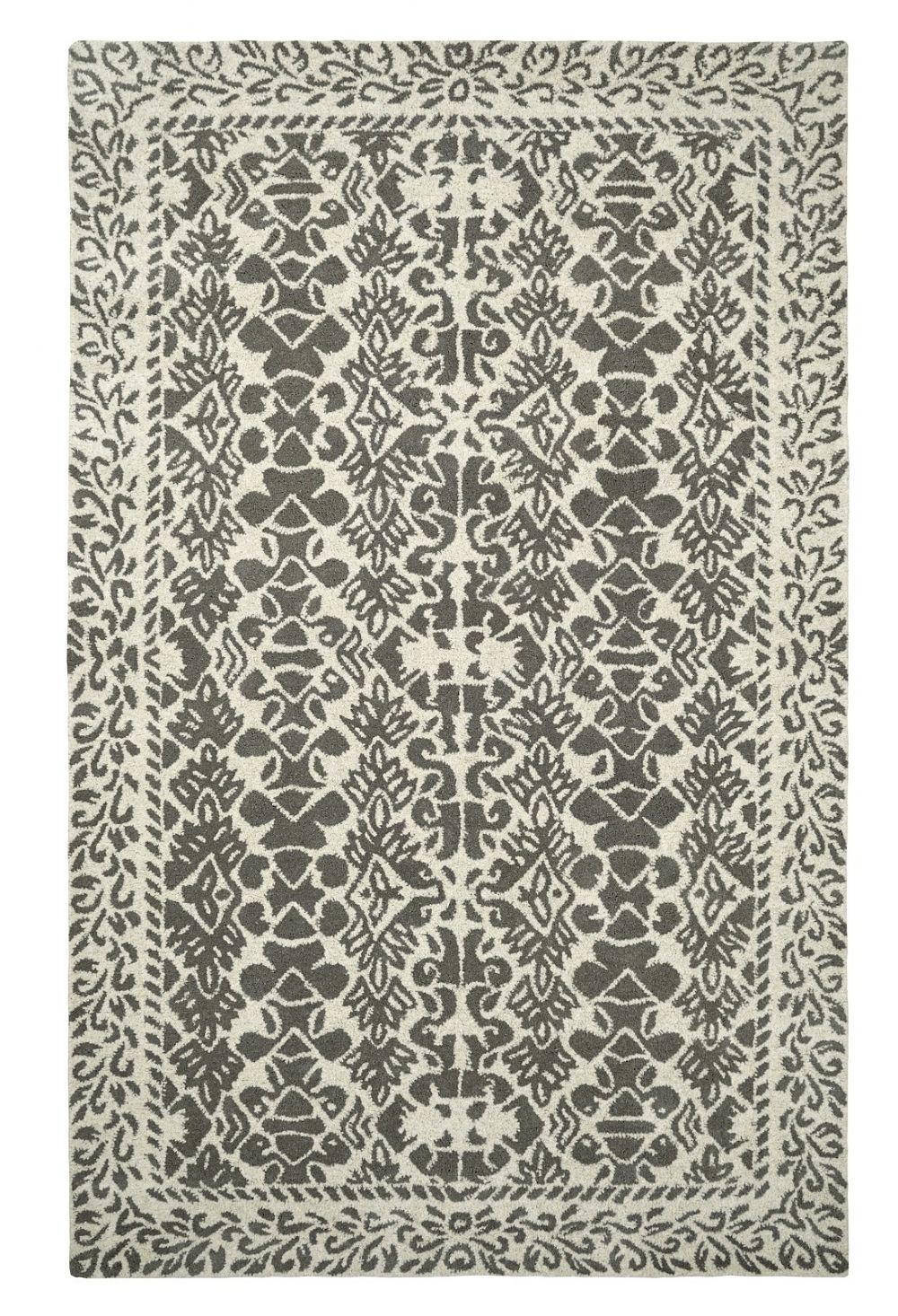 dynamic rugs sapphire traditional area rug collection