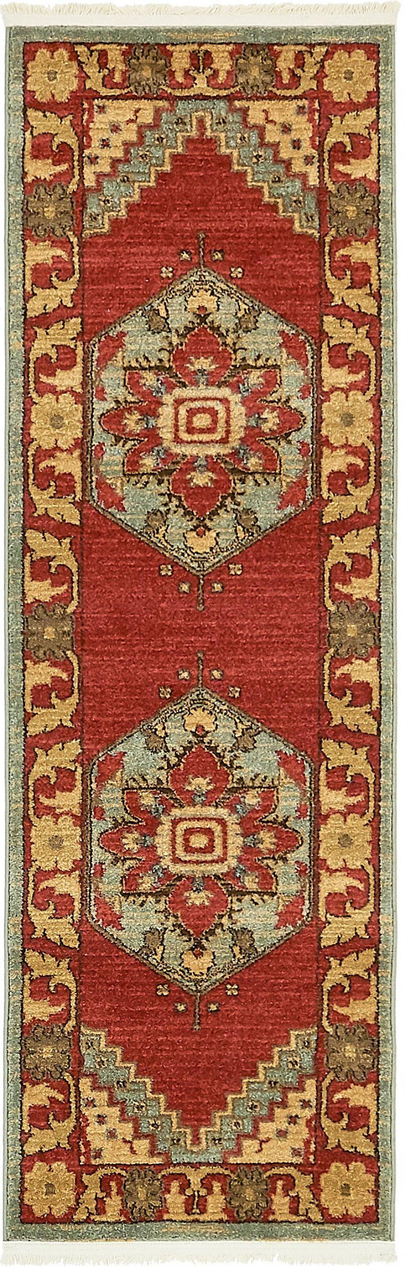 unique loom sahand southwestern/lodge area rug collection