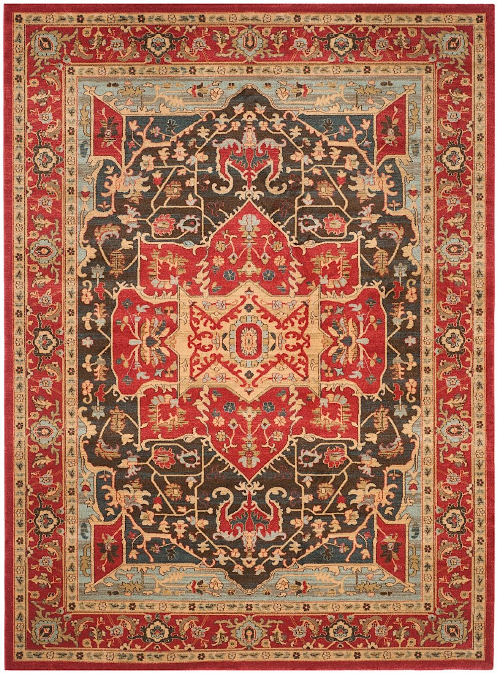 Safavieh Mahal Traditional Area Rug Collection Rugpal